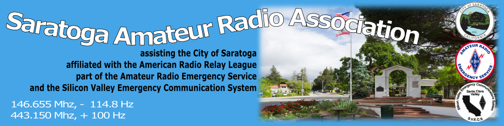 Saratoga Amateur Radio Association